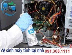 vệ sinh máy tính - Vệ sinh máy tính tại nhà Hà Nội uy tín giá rẻ