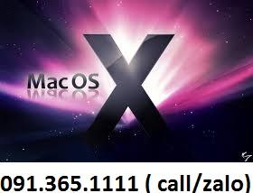cài đặt macbook tại nhà 3 - Dịch vụ cài đặt macbook tại nhà Hà Đông chuyên nghiệp