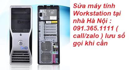 Sửa máy tính Workstation Hà Nội