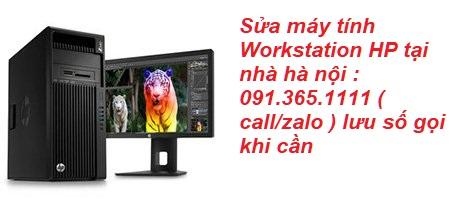 Sửa máy tính Workstation HP hà nội