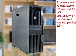 Sửa máy tính Workstation HP