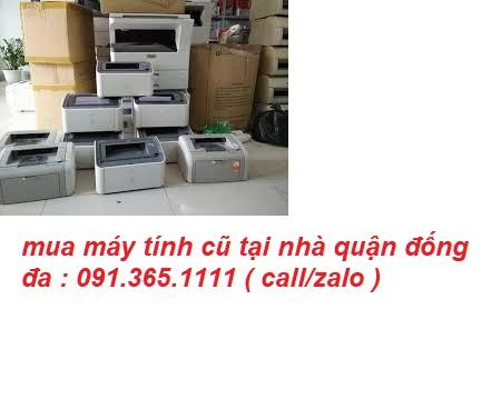 mua máy tính cũ tại nhà quận đống đa