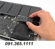 nâng cấp ổ cứng ssd macbook pro