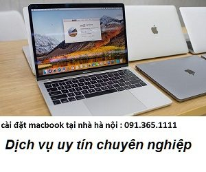 cài đặt macbook tại nhà hà nội 300x250 - Đến sửa máy tính đường nguyễn khiết