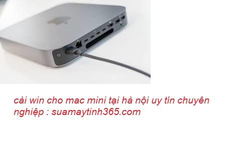 cài win cho mac mini tại hà nội giá rẻ