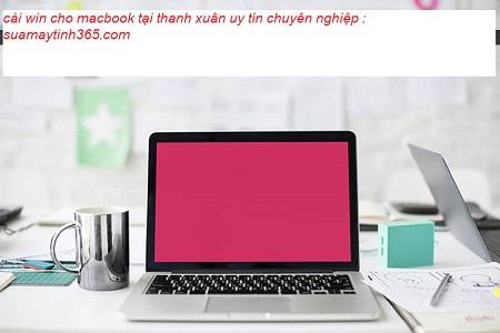 cài win cho macbook tại nhà thanh xuân