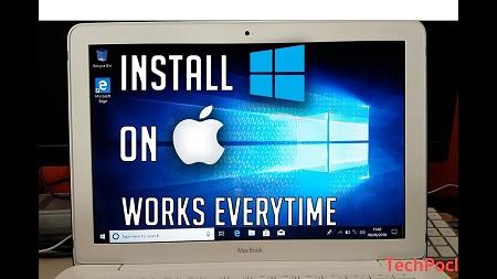 bootcamp macbook 2013