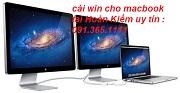 cài win cho macbook tại Hoàn Kiếm giá rẻ - Cài win cho macbook tại nhà Hoàn Kiếm uy tín nhất