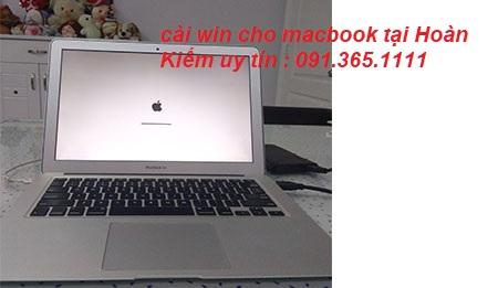 cài win cho macbook tại quận Hoàn Kiếm