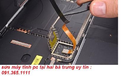sửa máy tính pc tại nhà hai bà trưng