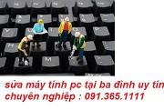 sửa máy tính pc tại quận ba đình - Sửa máy tính PC tại Ba Đình