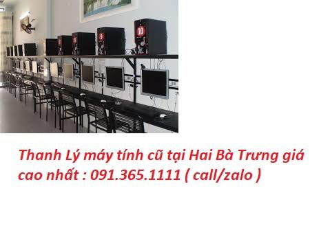 Thanh Lý máy tính cũ tại Hai Bà Trưng uy tín