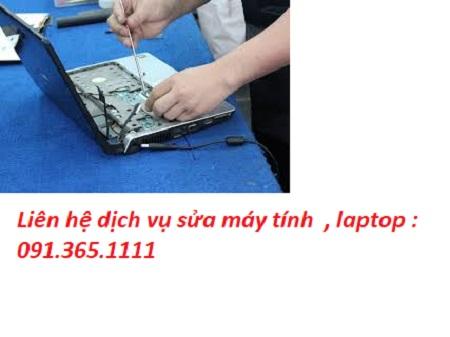chú ý khi đi sửa laptop