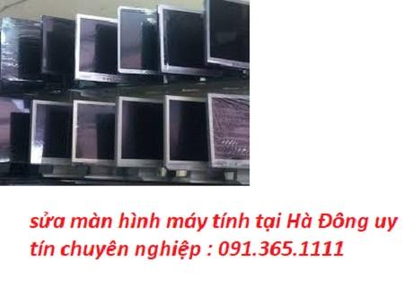 sửa màn hình máy tính tại Hà Đông giá rẻ