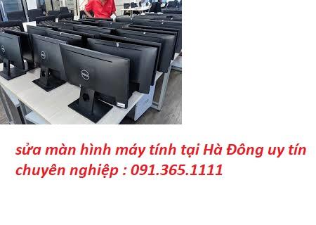sửa màn hình máy tính tại Hà Đông