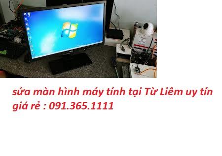 sửa màn hình máy tính tại Từ Liêm uy tín