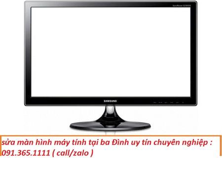 sửa màn hình máy tính tại ba Đình giá rẻ