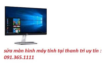 sửa màn hình máy tính tại huyện thanh trì