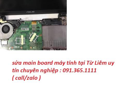 sửa main board máy tính tại Từ Liêm uy tín